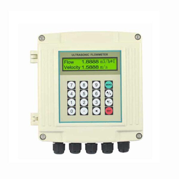 Caudalímetro ultrasónico de pared - SUP-1158S