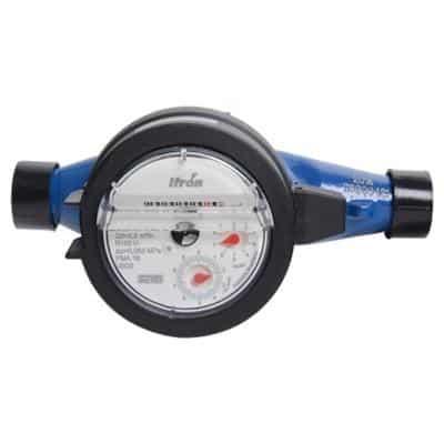 medidor de agua itron