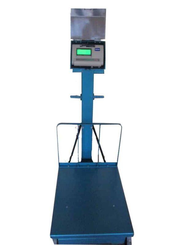 balanza electromecanica